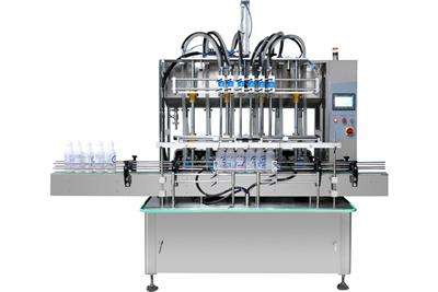 Automatic Pump Filling Machine