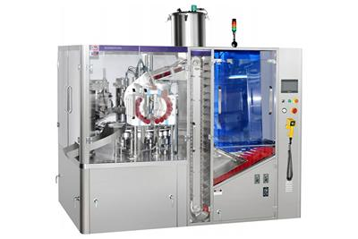 High Speed Tube Filler Machine with Sealer